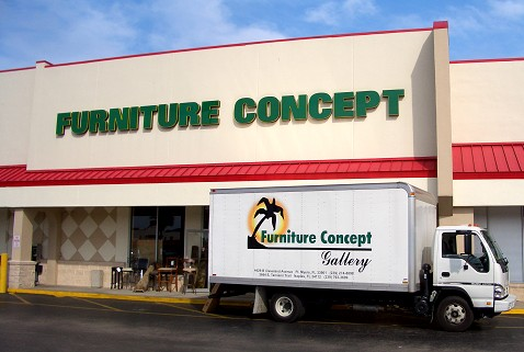 Furniture concept gallery inc the best value furniture for Best furniture stores in america